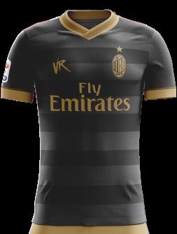 Milan Third
